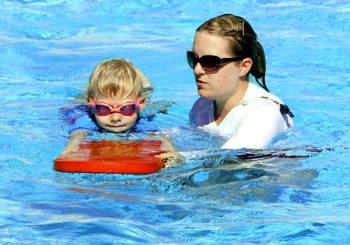 lezione nuoto