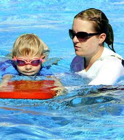 Lezioni di nuoto