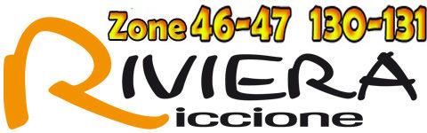 Bagnini Riviera Riccione zone 46-47-130-131